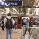 Metronet Rotterdam uur plat door stroomstoring, foto: ANP