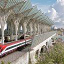 Station Oriente Lissabon
