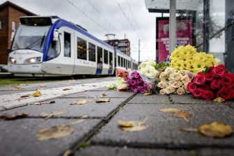 Een man overlijdt na een aanrijding met een tram in Den Haag, foto: ANP