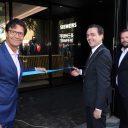 Opening Siemens en Yunex kantoor