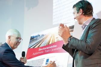 Wino Aarnink Directeur Openbaar Vervoer en Spoor, ministerie Infrastructuur en Waterstaat